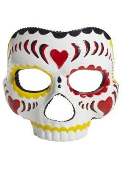 Máscara de Día de Muertos para mujer