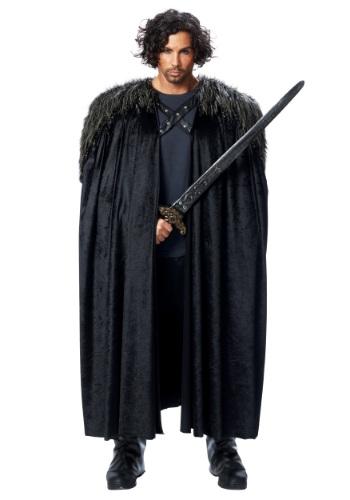 Capa negra medieval