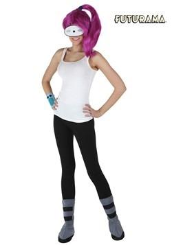 Disfraz de Futurama Leela para mujer