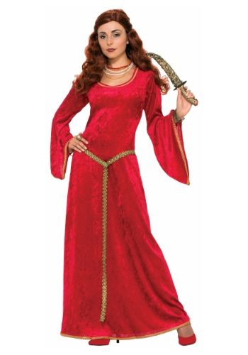 Disfraz Rubí Sorceress Mujer
