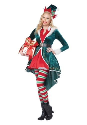 Disfraz de elfo sexy para mujer