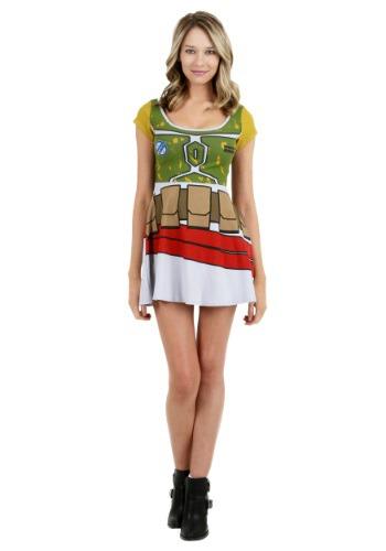 Vestido de Skater de Boba Fett de La Guerra de las Galaxias