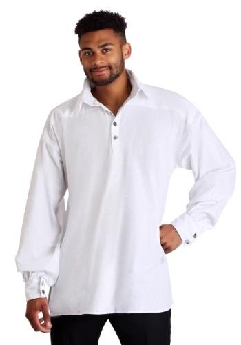 Camisa blanca Highlander talla extra