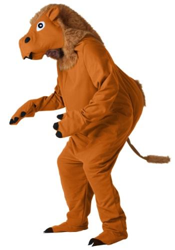 Disfraz de camello talla extra