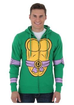 Sudadera con cremallera TMNT Donatello