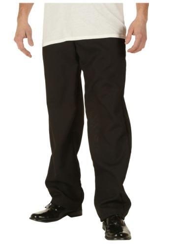 Pantalones negros talla extra