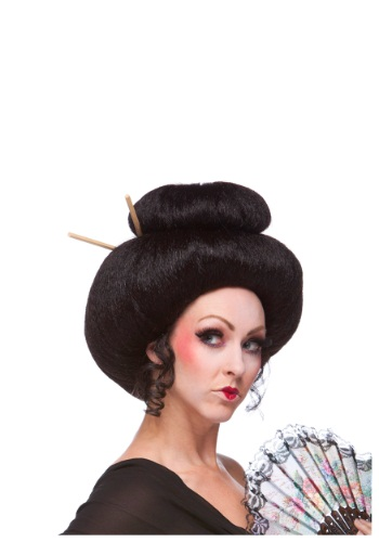 Deluxe Lady Lady Wig
