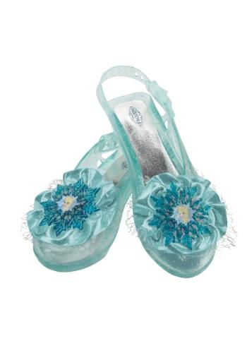 Zapatos de Elsa de Frozen