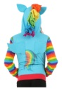 Chicas Rainbow Dash Hoodie Alt