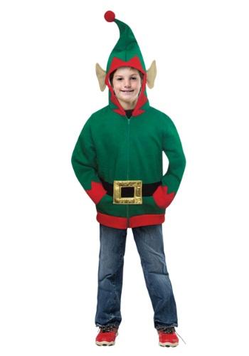 Sudadera infantil de elfo