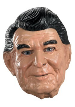 Máscara de Ronald Reagan