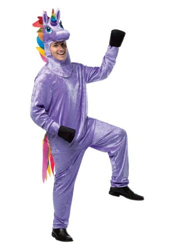 Disfraz de unicornio para adulto