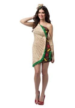 Vestido de taco