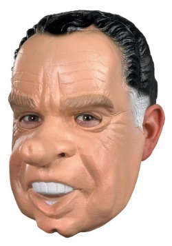 Máscara de Richard Nixon