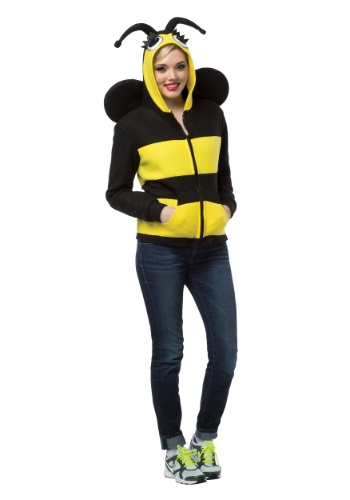 Sudadera de abeja para adulto talla extra