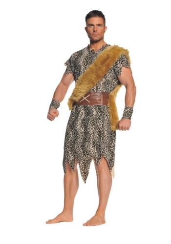 Disfraz de hombre de las cavernas
