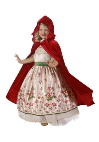 Conjunto Vintage Caperucita Roja