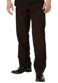 Pantalones café para adulto