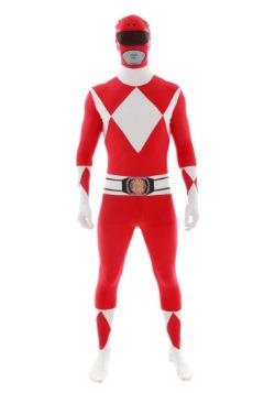 Power Rangers: Disfraz de Morphsuit de Ranger Rojo