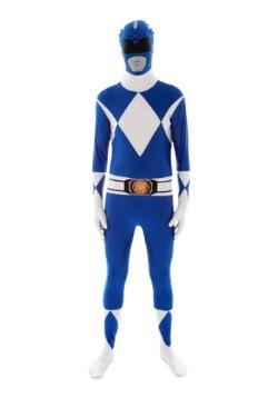 Power Rangers: Disfraz Morphsuit de Ranger Azul