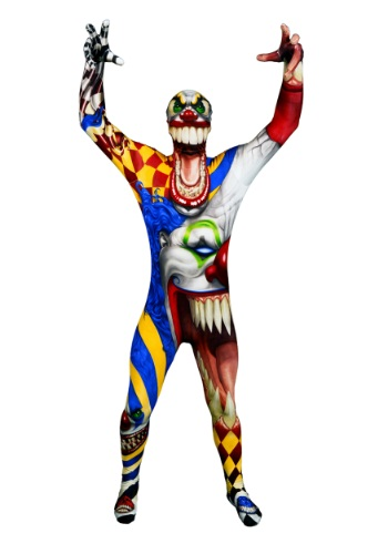 Morphsuit de The Clown para adulto