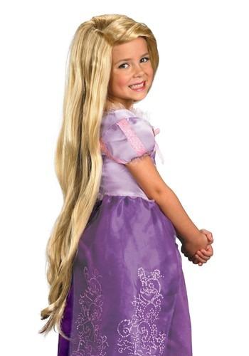 Peluca de Rapunzel de Enredados
