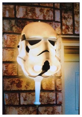 Luz para porche de Stormtrooper