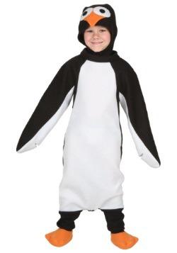 Disfraz de pingüino feliz para niños pequeños