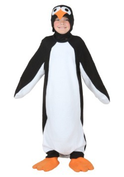 Disfraz de pingüino feliz para niños
