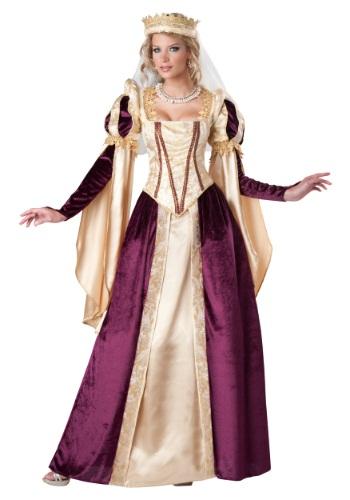 Disfraz de princesa Elite Renaissance para mujer