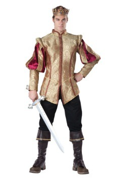 Disfraz de elite Renaissance Prince para hombre