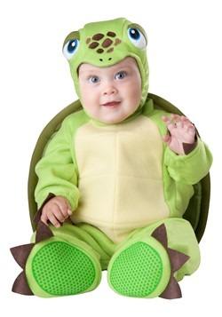 Disfraz de pequeña tortuga infantil
