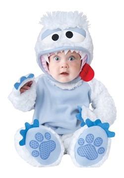 Disfraz de abominable bebe de las nieves