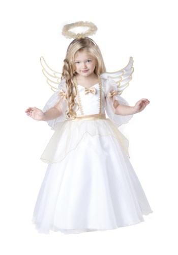 Disfraz angelical para niño pequeño
