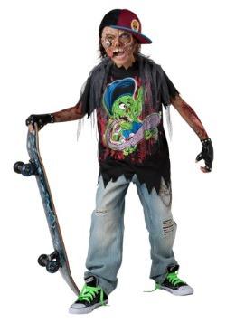 Disfraz infantil Zombie Sk8r
