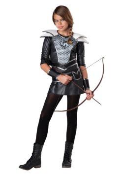 Disfraz de cazadora de medianoche tween