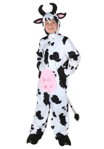 Disfraz infantil de vaca