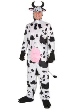 Disfraz de vaca feliz para adulto