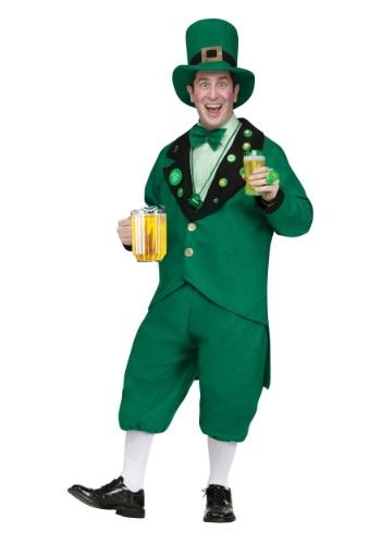 Disfraz para adulto Pub Crawl Leprechaun