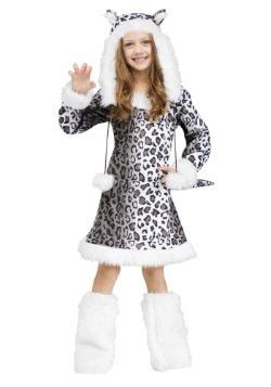 Disfraz infantil de Snow Leopard
