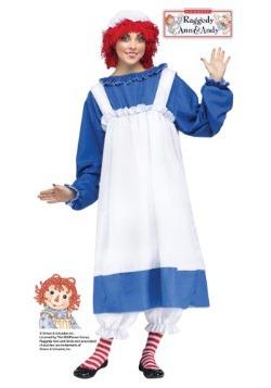 Disfraz para adulto de Raggedy Ann
