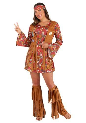 Disfraz para adulto Peace & Love Hippie