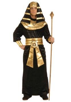 Disfraz de faraón negro talla extra