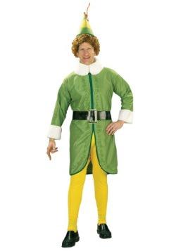 Peluca de Buddy el elfo talla extra
