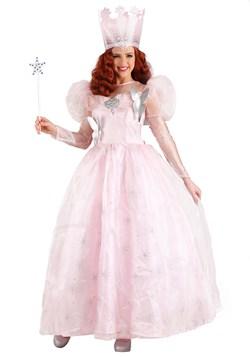 Disfraz de Glinda la bruja buena deluxe adulto talla extra