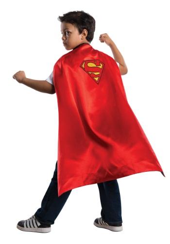 Capa de Superman para niño