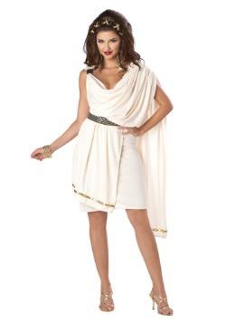 Disfraz de toga deluxe clásico para mujer
