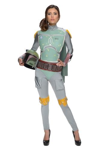 Body para mujer de Boba Fett de la Guerra de las Galaxias
