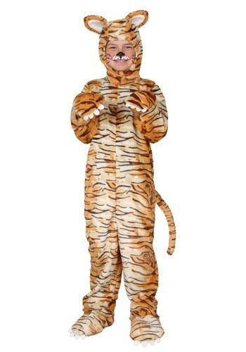 Disfraz infantil de Tigre