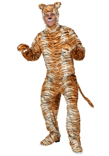 Disfraz de Tigre talla extra